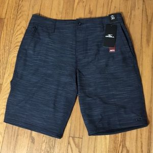 NEW O'Neill Hybrid board shorts 30